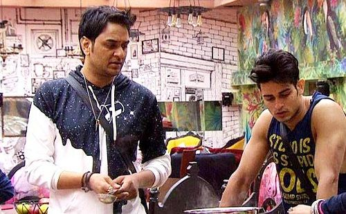Vikas Gupta in Bigg Boss 11