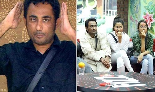 Zubair Khan in Bigg Boss house