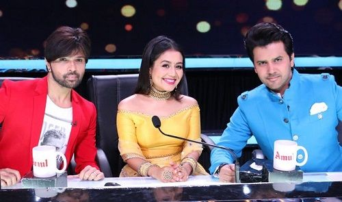 Neha Kakkar as judge