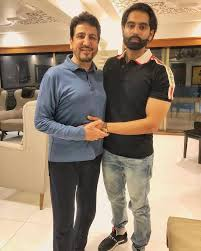 Parmish Verma with Gurdas Maan