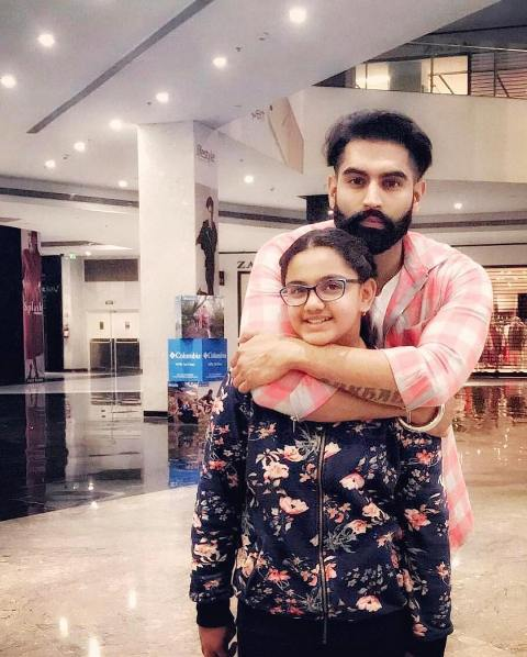 Parmish Verma with Noor