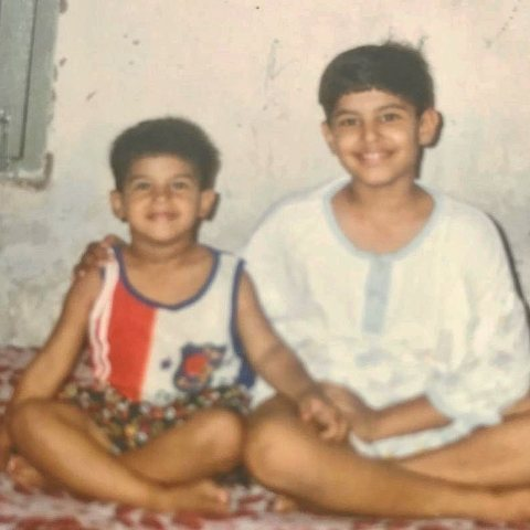 Parmish Verma's childhood picture