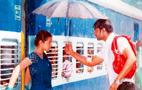 Prabhas as Venkat in Varsham