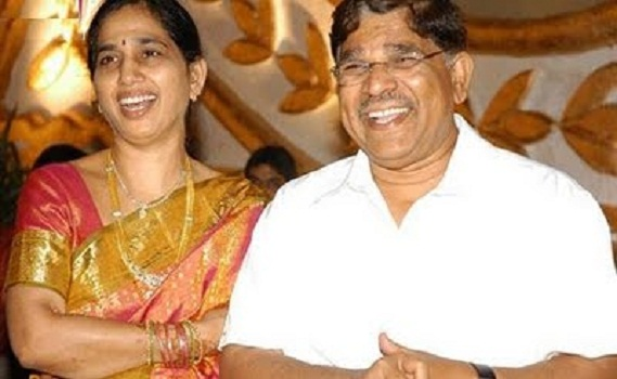 Allu Arjun Parents