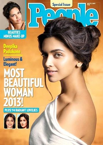 Deepika Padukone India's Most Beautiful Women