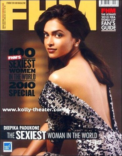 Deepika Padukone Sexiest Woman in the World 2010
