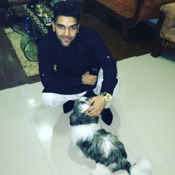 Guru Randhawa loves animals