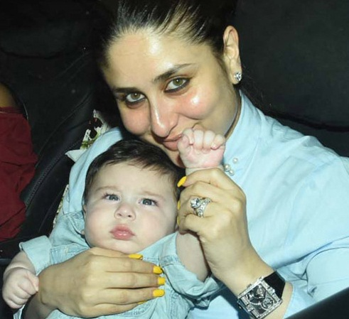 Sara Ali Khan's Stepmother and Stepbrother