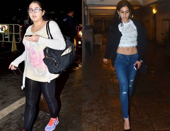 Sara Ali Khan's Transformation Picture