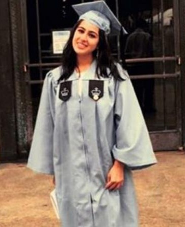 Sara Ali Khan on Her Graduation Day