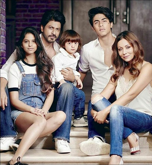 Suhana Khan Family