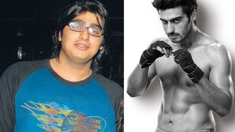 Arjun Kapoor Fat vs Fit