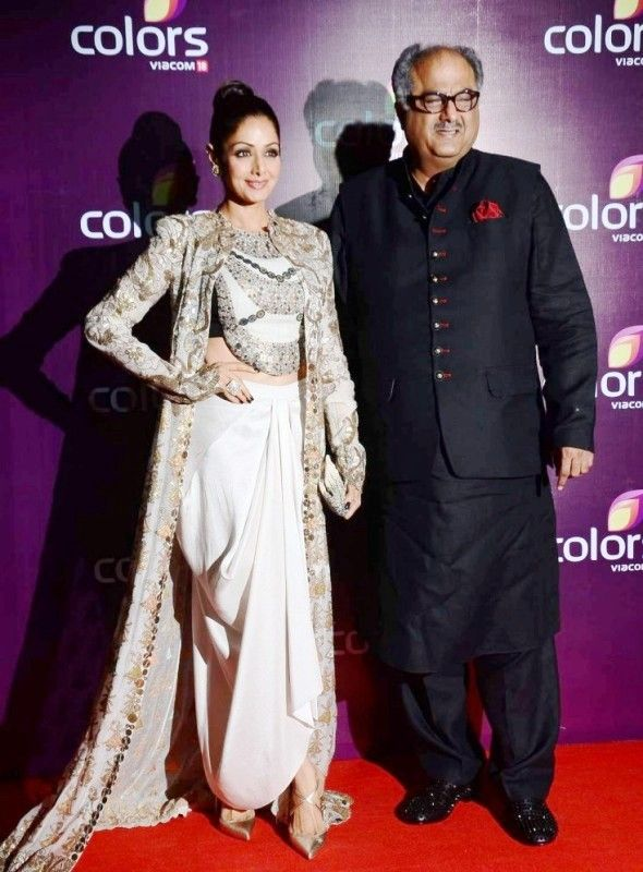 Boney Kapoor and Sridevi 1