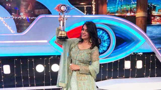 Dipika Kakar, winner of Bigg Boss 12