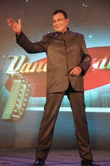 Mithun Chakraborty in Dance India Dance