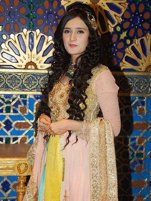 Pankhuri Awasthy as Razia Sultan