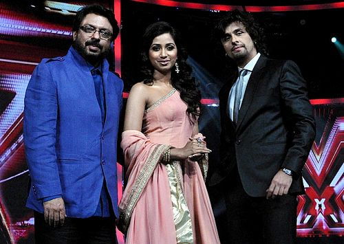 Sanjay Leela Bhansali judged X Factor India