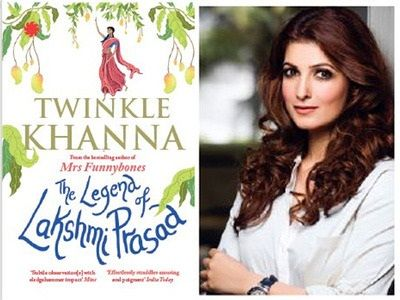 Twinkle Khanna Book cover