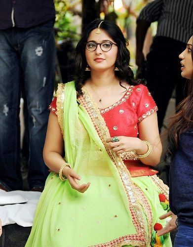 Anushka Shetty in film Size Zero (2015)