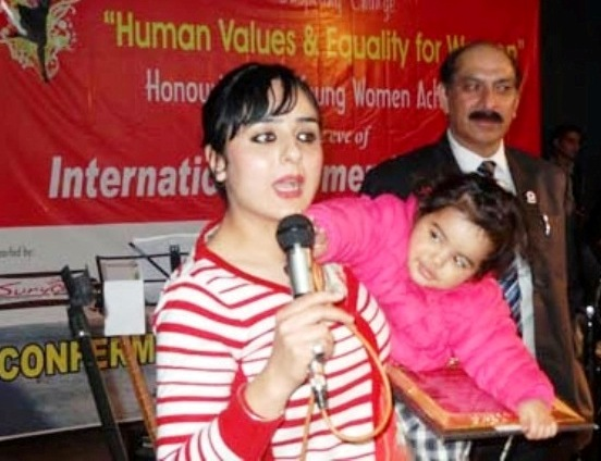Deepika Singh Rajawat - Child Rights Activist