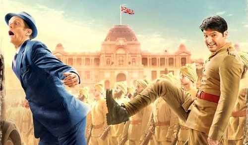 Kapil Sharma in film Firangi