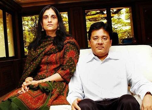 Kavya Maran's Parents