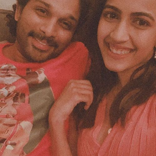 Niharika Konidela With Her Cousin Brother, Allu Arjun