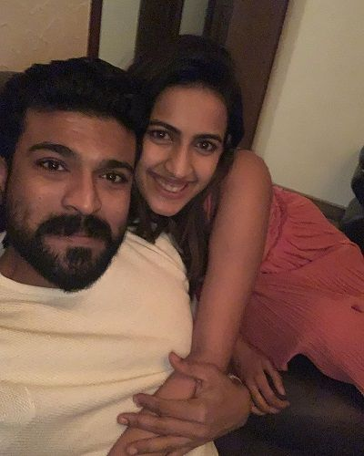 Niharika Konidela and Her Cousin Brother