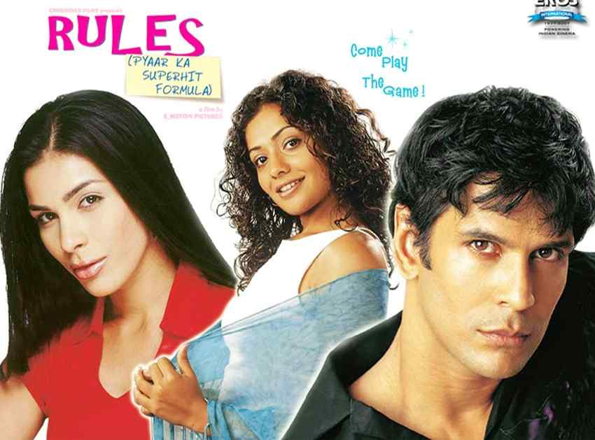 Milind Soman In Movie Rules: Pyaar Ka Superhit Formula