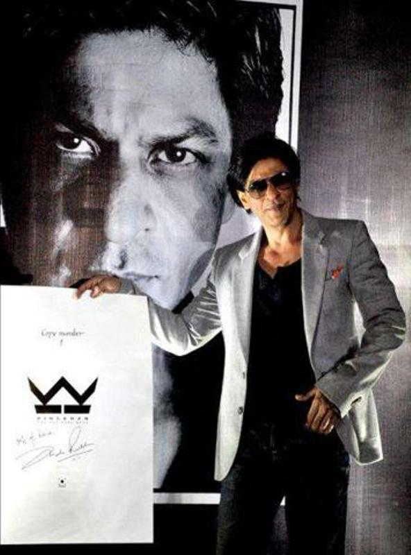 Shahrukh Khan's Book 'King Khan'-The Official Opus of Shah Rukh Khan