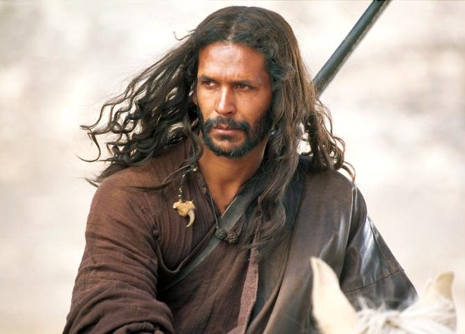 Milind Soman In Film The Knight Templar