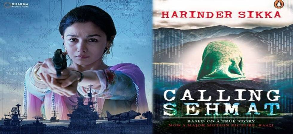 The Novel Converted Into A Movie Spy Thriller- Raazi