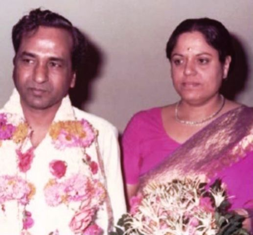 Ajay Piramal's Parents