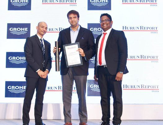 Anand Piramal Holding 'Hurun Real Estate Unicorn of the Year 2017' Award