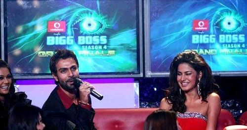 Ashmit Patel in Bigg Boss Season 4