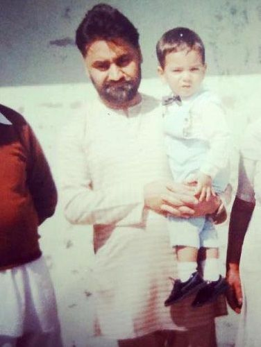 Mahek Chahal father