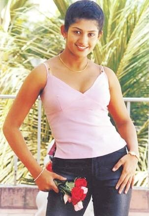 Radhika Kumaraswamy In Her Younger Days