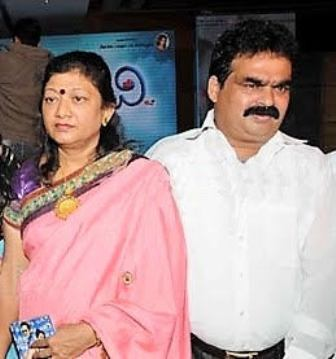 Radhika Kumaraswamy's Parents