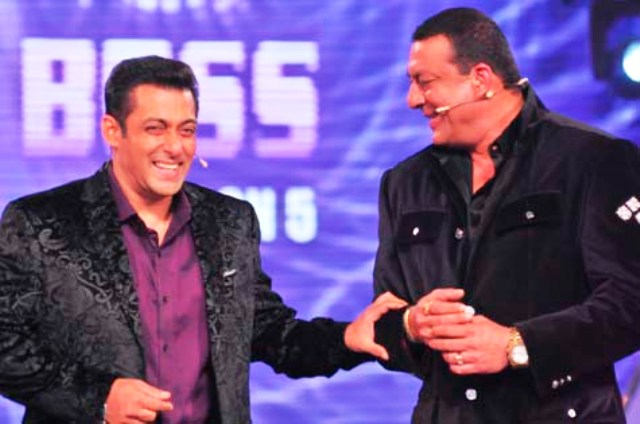 Sanjay Dutt In Big Boss Season-5