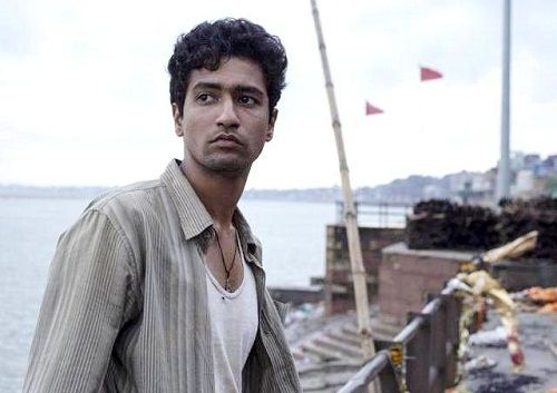 Vicky Kaushal in film Masaan (2015)