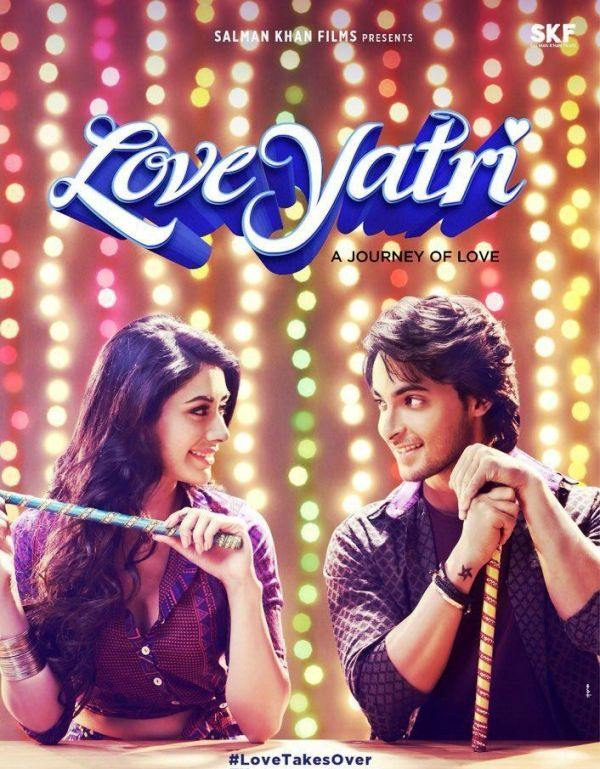 Aayush Sharma's debut film Loveyatri