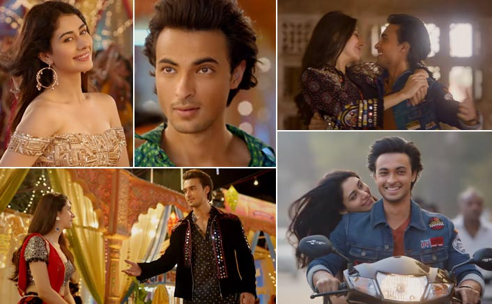 Aayush Sharma In His Movie 'Loveratri'