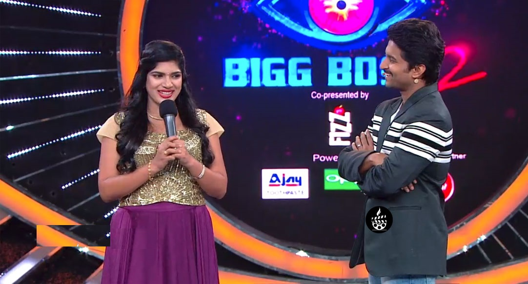 Deepti Nallamothu in 'Bigg Boss Telugu 2