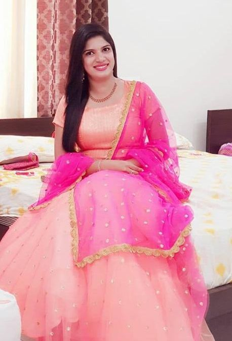 Deepti Nallamothu in Traditional Attires