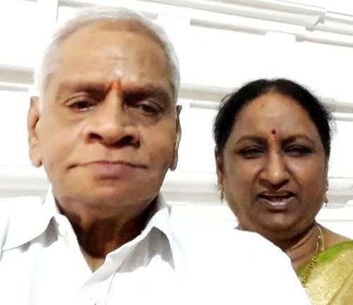 Geetha Madhuri Parents