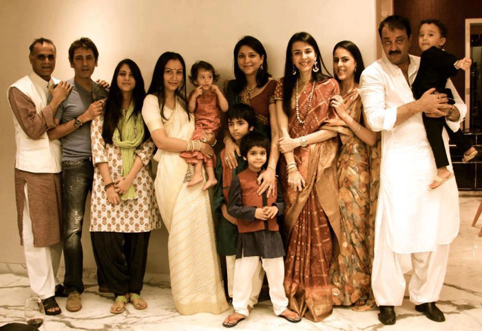 Kumar Gaurav With Family