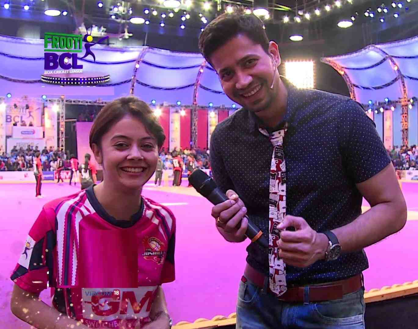 Sumeet Vyas In 'Box Cricket League'