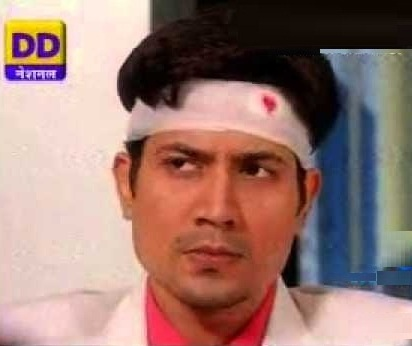 Sumeet Vyas In the Serial 'Woh Huye na Hamare'