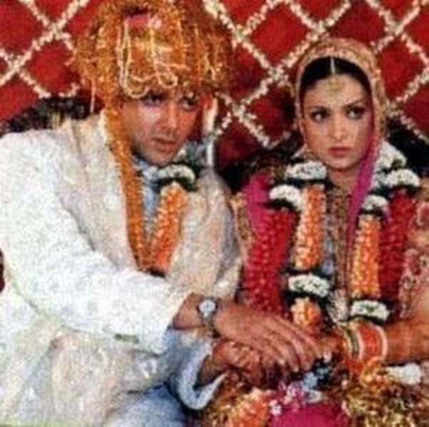 Tanya Deol Marriage Picture