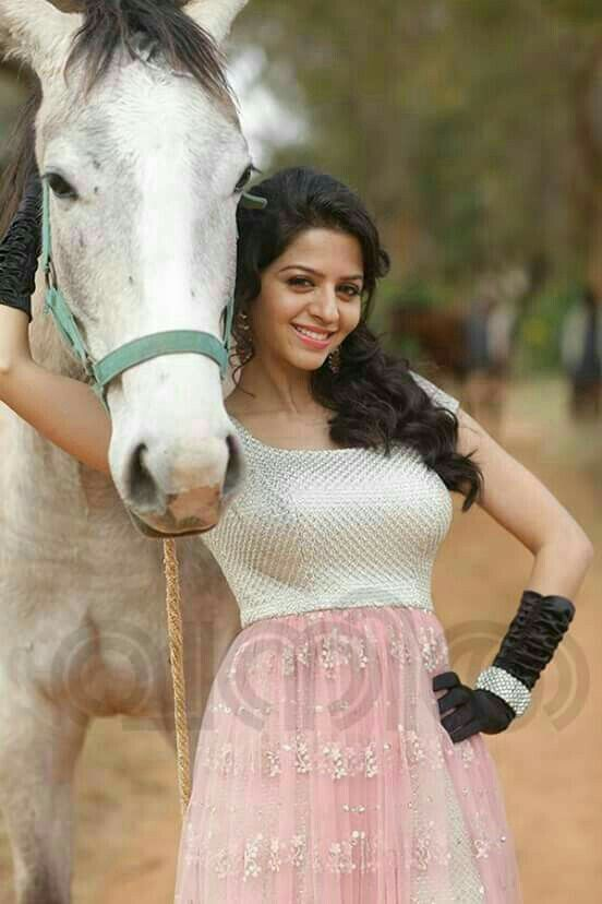 Vedhika Kumar Animal Lover